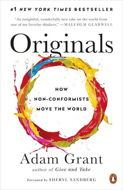 Book summary for Originals