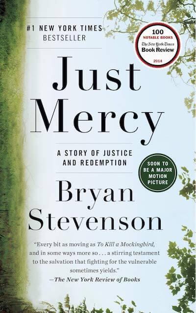 Just Mercy book summary