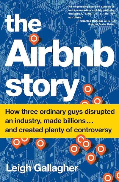 Book summary for The Airbnb Story