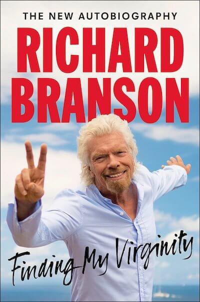 book summary - Finding My Virginity by Richard Branson