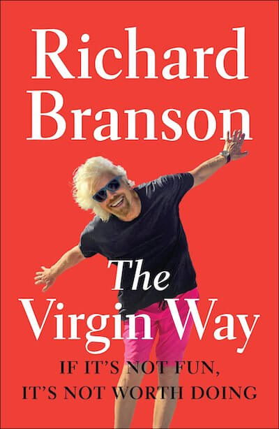 book summary - The Virgin Way by Richard Branson