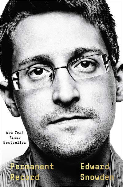 book summary - Permanent Record by Edward Snowden