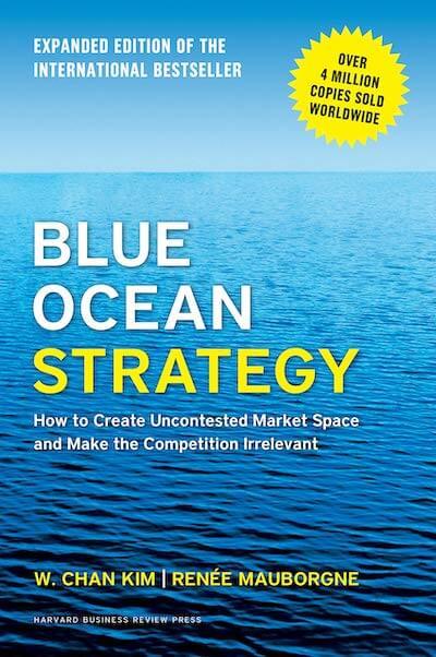 book summary - Blue Ocean Strategy by W. Chan Kim