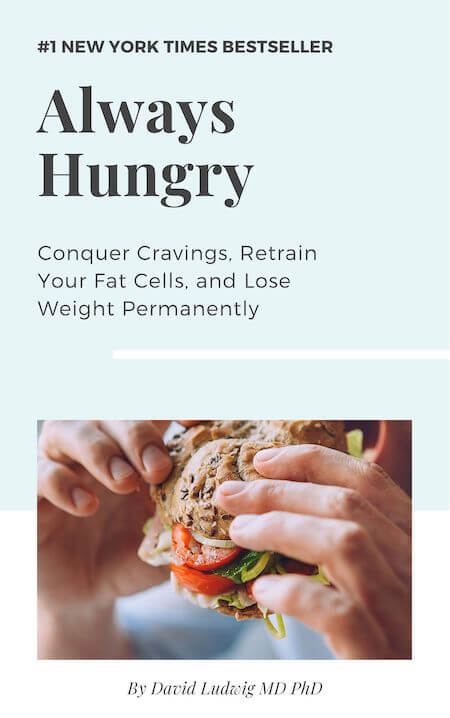 book summary - Always Hungry? by David Ludwig