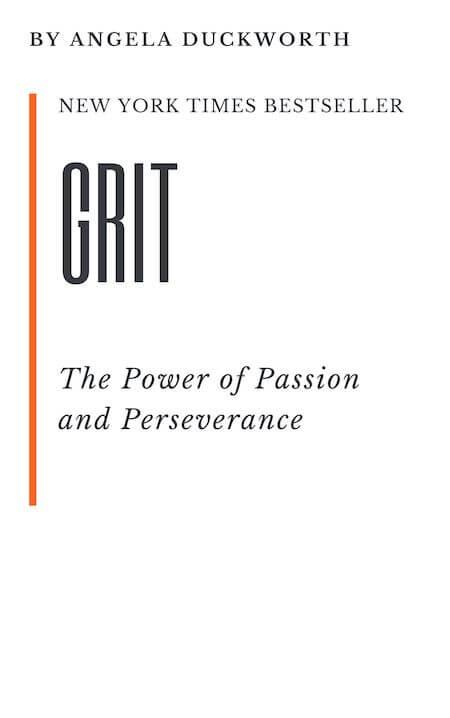 book summary - Grit by Angela Duckworth