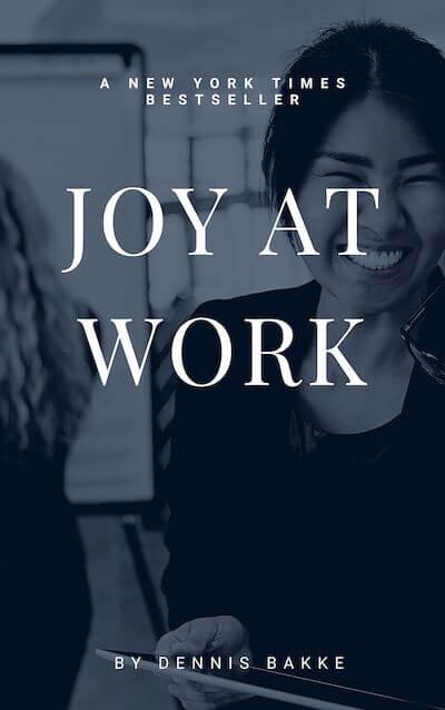 book summary - Joy at Work by Dennis Bakke