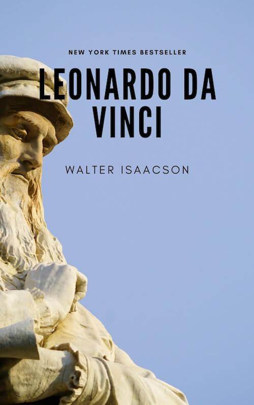 book summary - Leonardo Davinci by Walter Isaacson