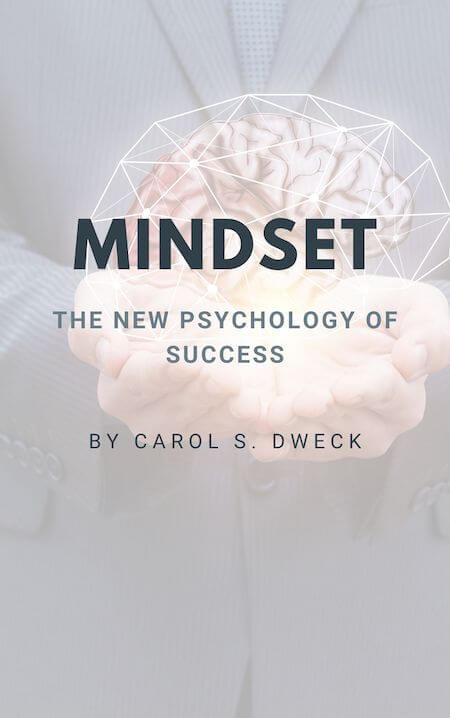 book summary - Mindset by Carol Dweck