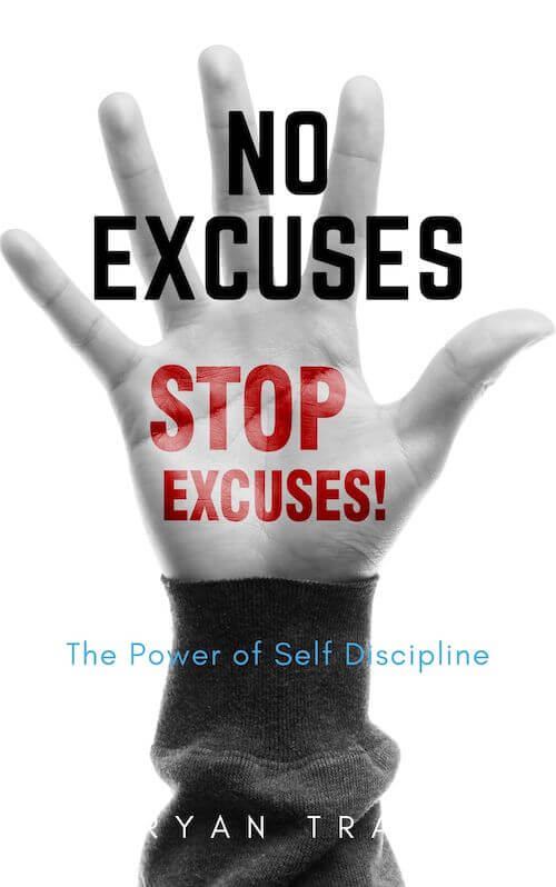 book summary - No Excuses by Brian Tracey