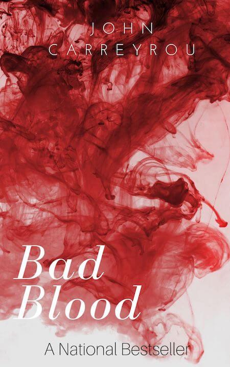 book summary - Bad Blood by John Carreyrou