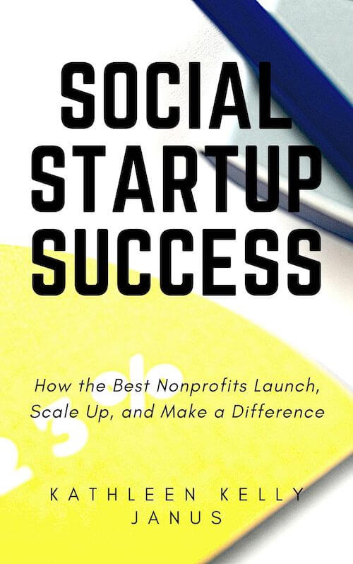 book summary - Social Startup Success by Kathleen Kelly Janus