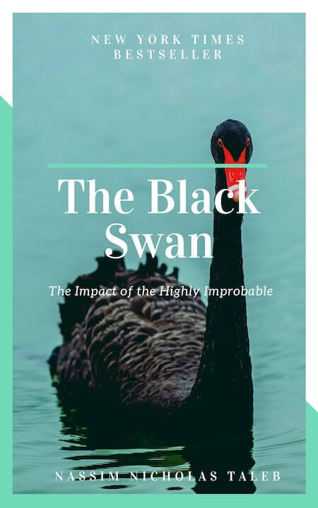 book summary - The Black Swan by Nassim Nicholas Taleb