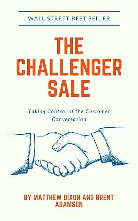 Book summary for The Challenger Sale