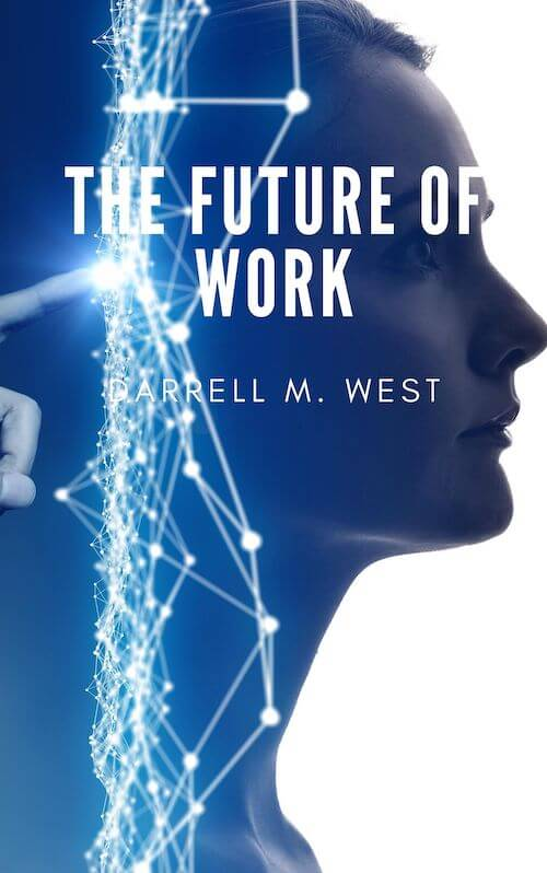 book summary - The Future of Work by Darrell M. West