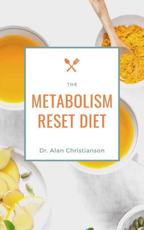 The Metabolism Reset Diet - Alan Christianson book summary