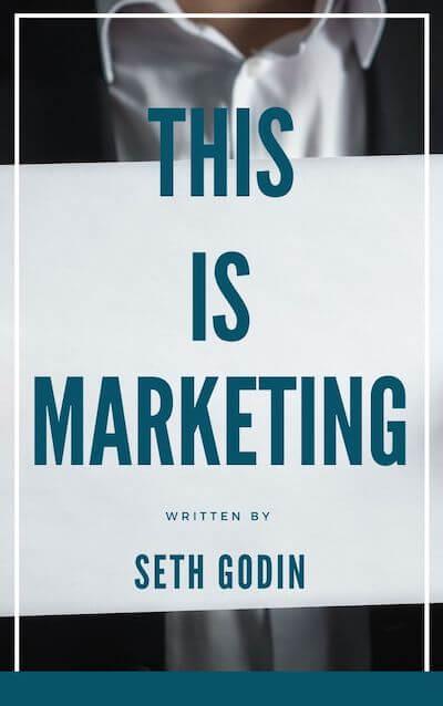 book summary - This is Marketing by Seth Godin