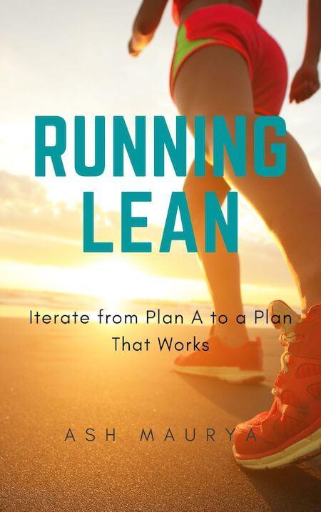 book summary - Running Lean by Ash Maurya