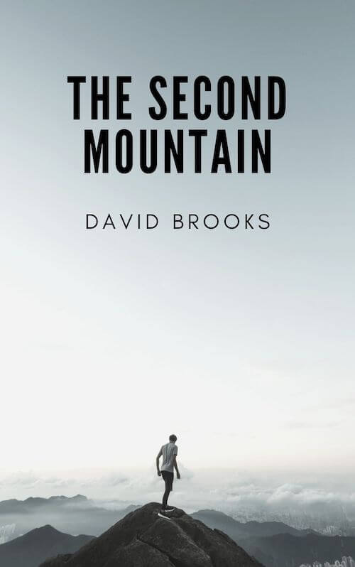 book summary - The Second Mountain by David Brooks