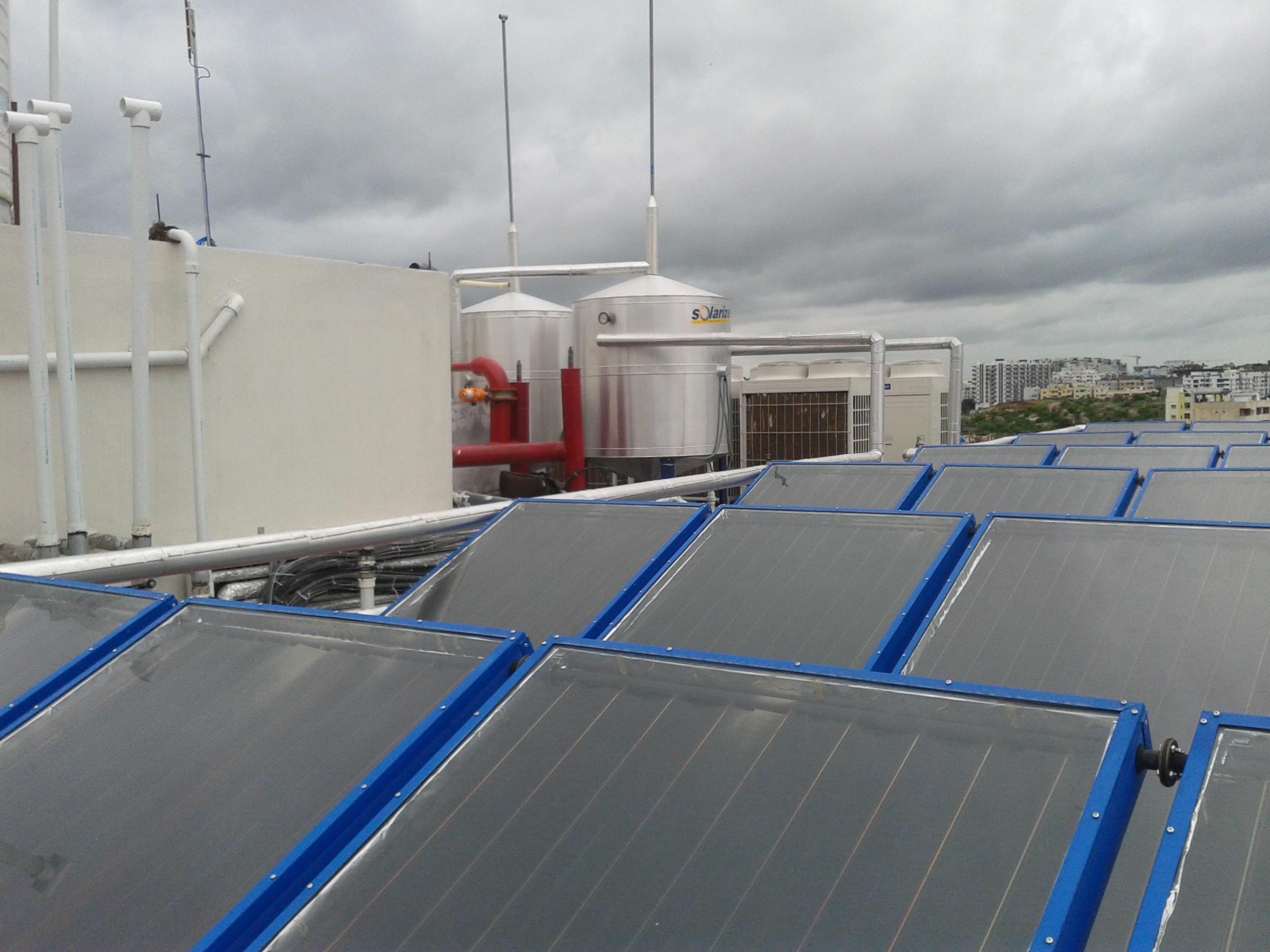 solar power packs