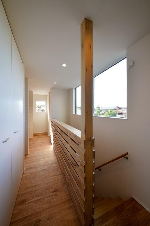 自然素材を楽しむ家の写真11