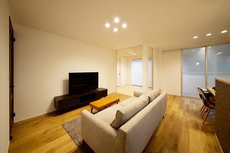 収納とこだわりにあふれた二世帯同居型住宅 – KAJIRAKU DESIGN case.37の写真4