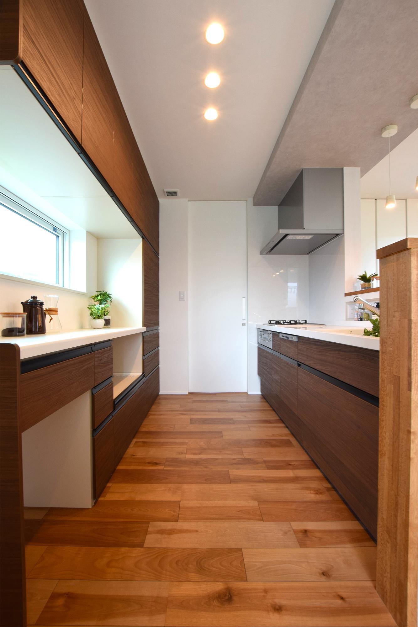 エアコン1台で全館暖房の家の写真7