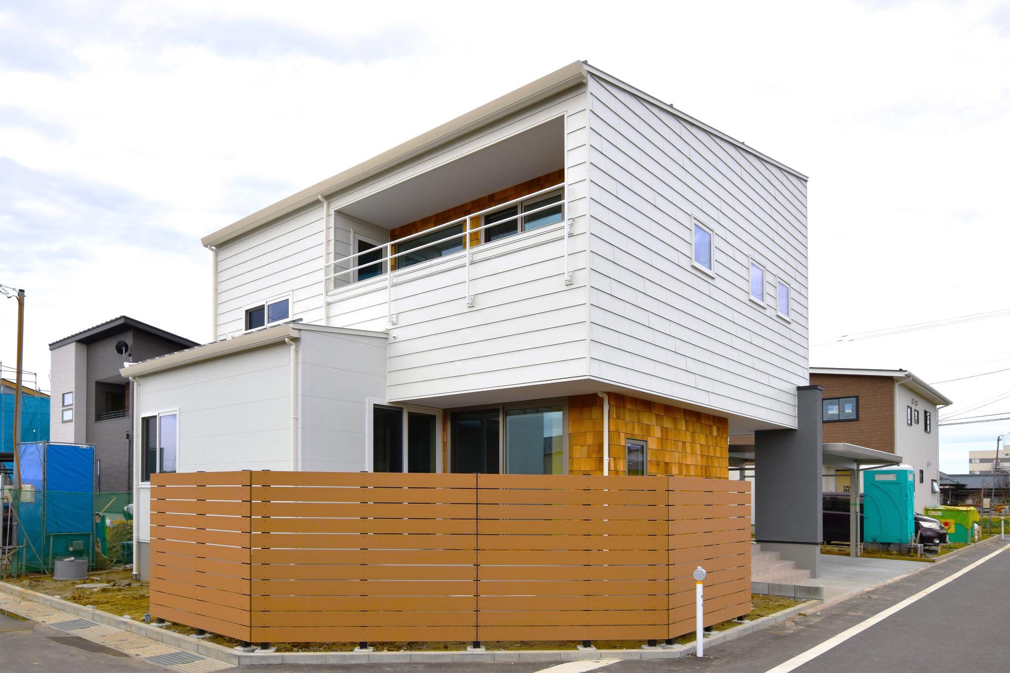 エアコン1台で全館暖房の家の写真2