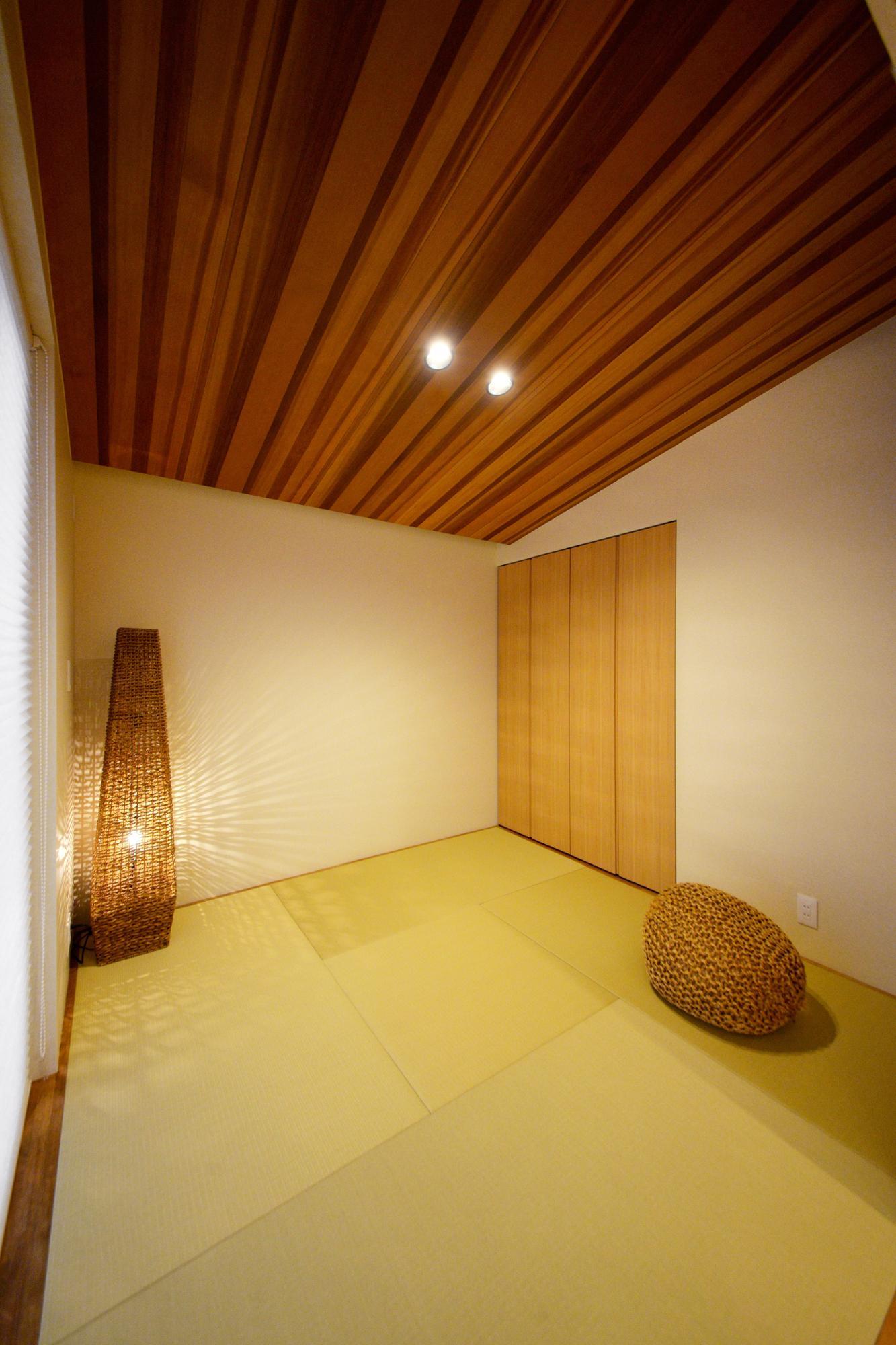 エアコン1台で全館暖房の家の写真9
