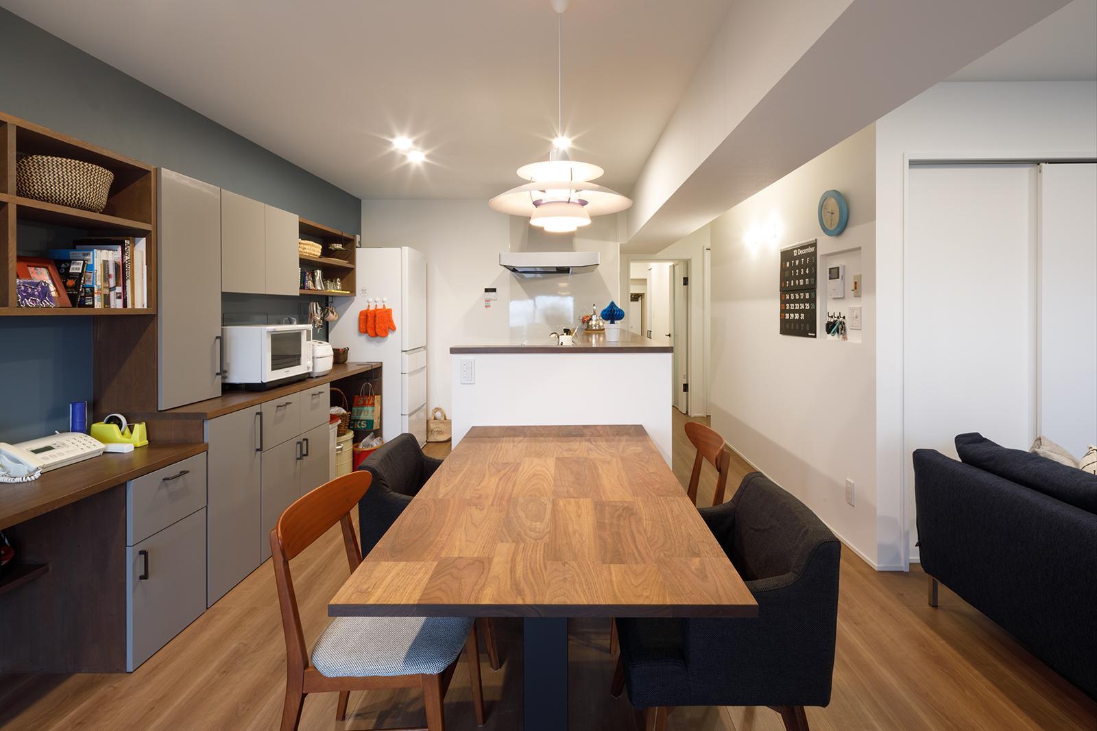 眺望のあるマンションリノベーションの写真5