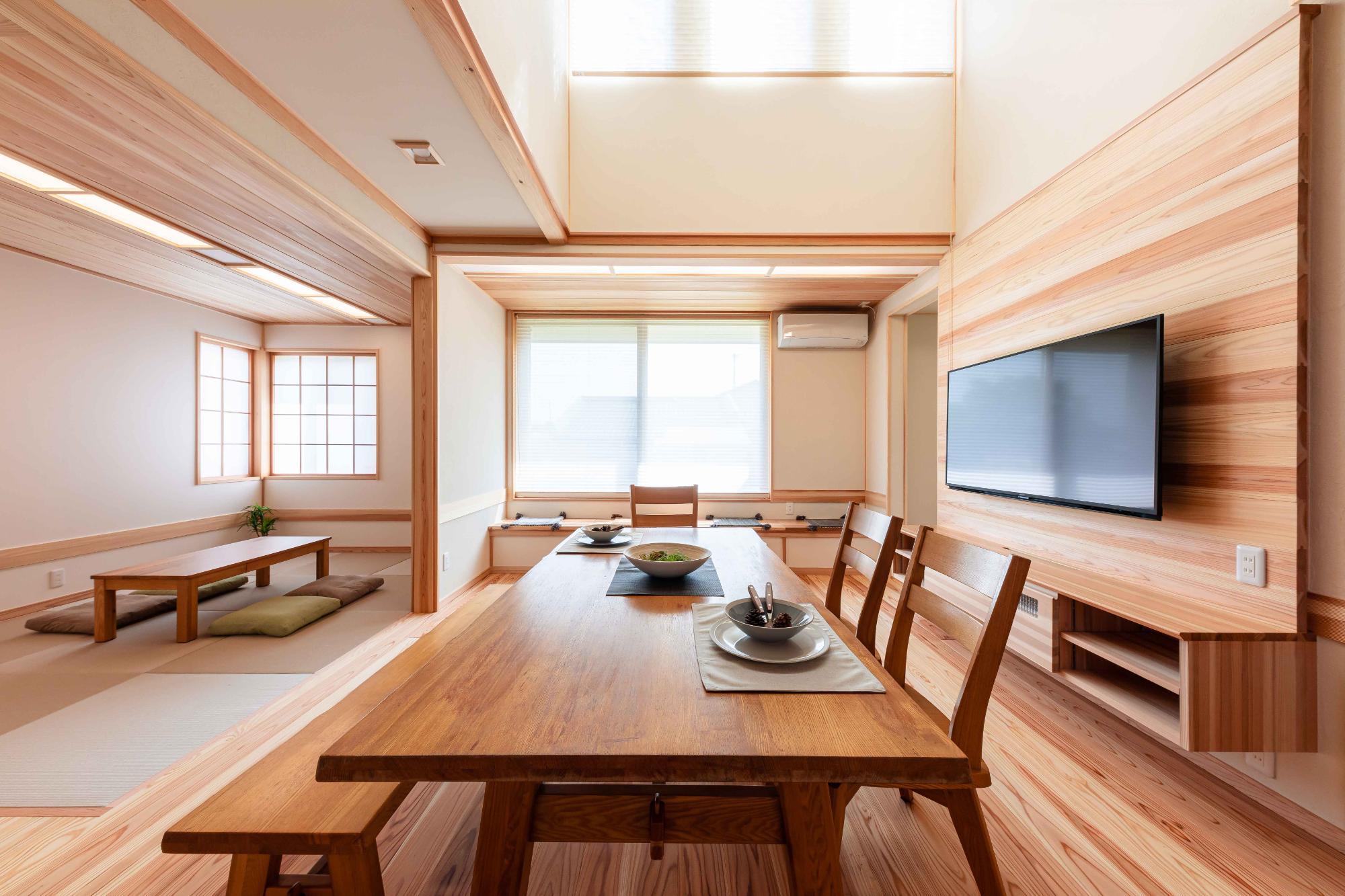 シンプルかつ繊細に、こだわりを活かした新発田の家の写真6