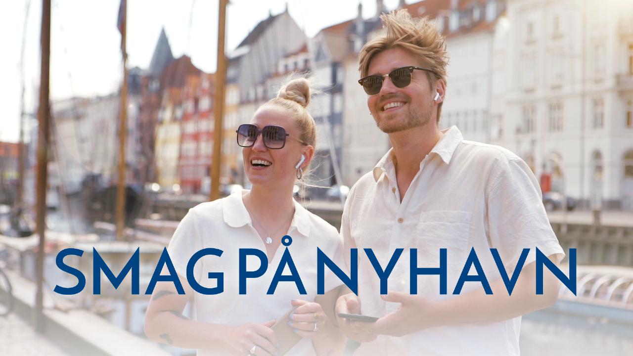 Smag på Nyhavn