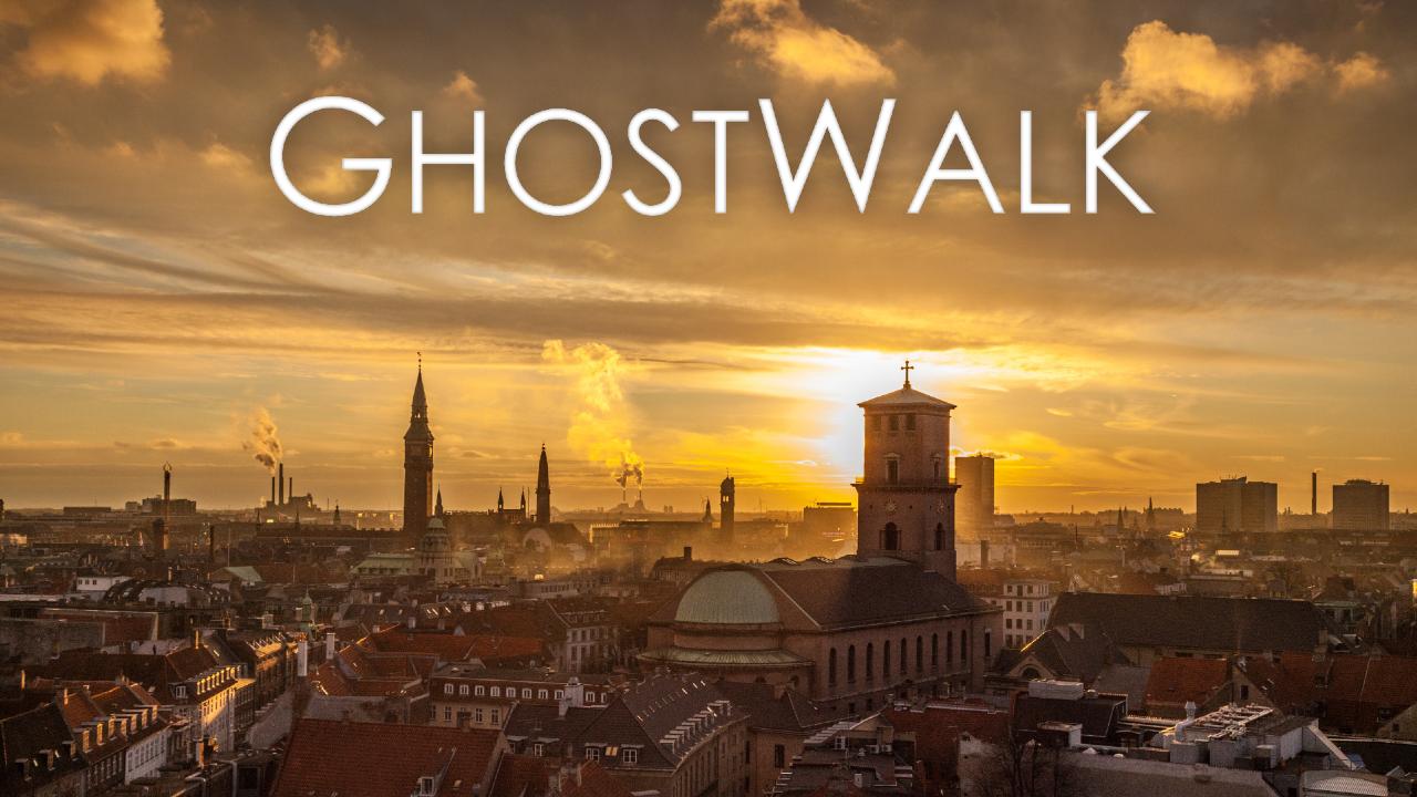 GhostWalk Copenhagen