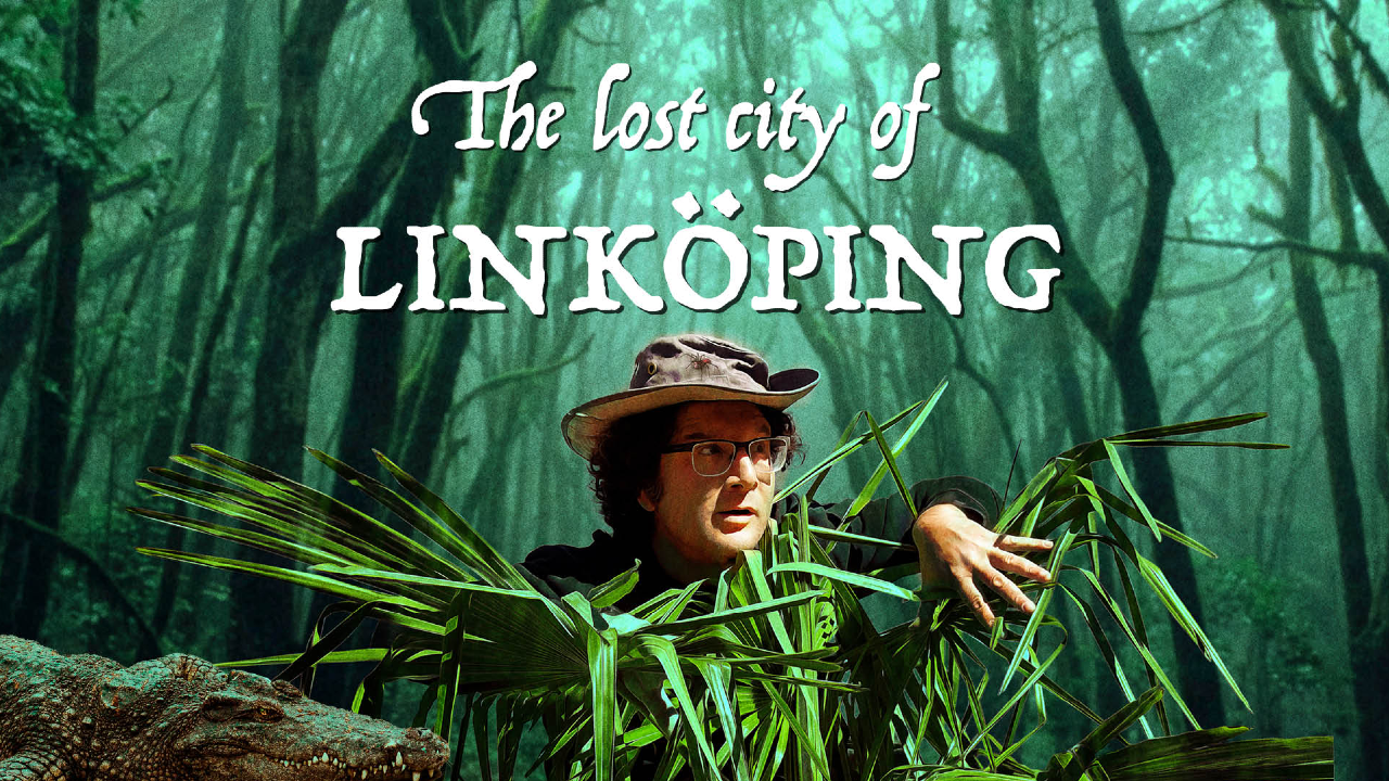 The lost city of Linköping!