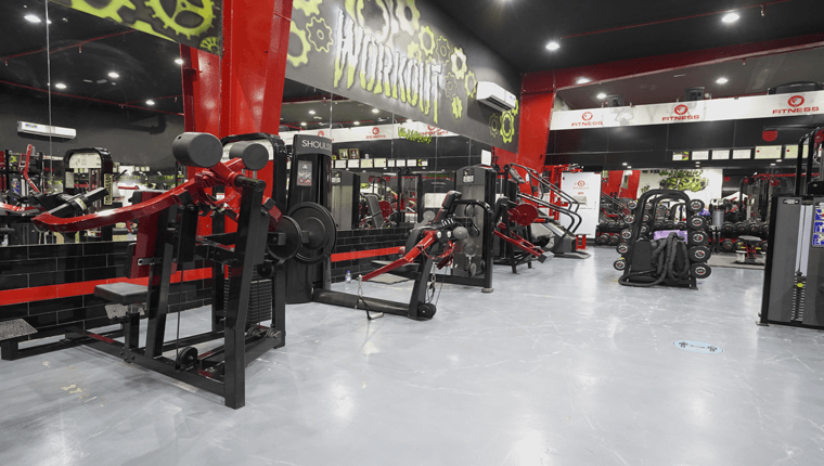 Image of Fitness Factory Gym