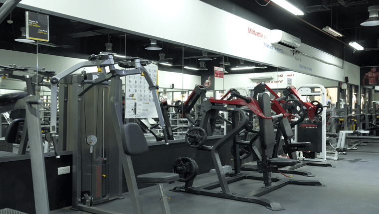 Image of New Life Fitness Gym