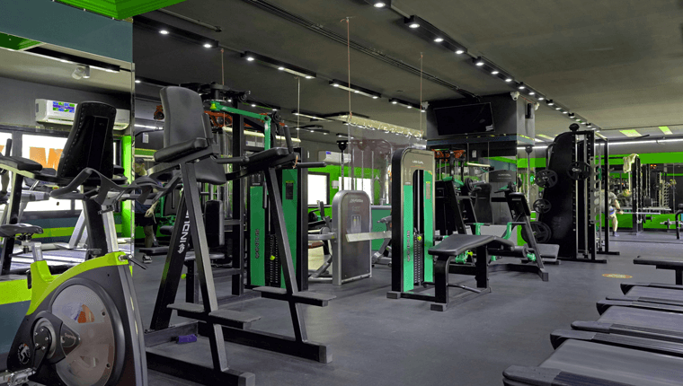 Image of Olympus Fitness Branch