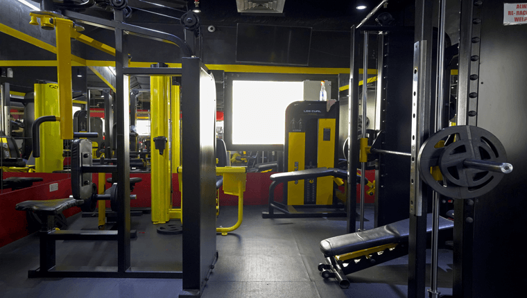 Image of Olympus Fitness Gym