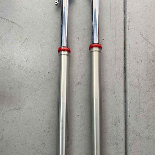 2021 WP XACT Forks Suspension - KTM/Husqvarna/Gas Gas