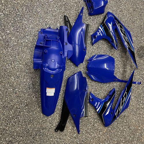 Yamaha YZ250F/YZ450F OEM Full Plastic Kit