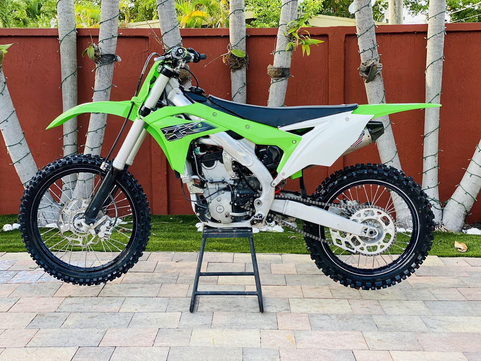 2019 Kawasaki KX250F