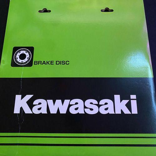 Kawasaki Rear Rotar DISC,RR,240MM (41080-0618) 2021-2022 Kx