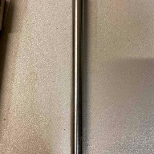 YZF Titanium Swingarm Pivot
