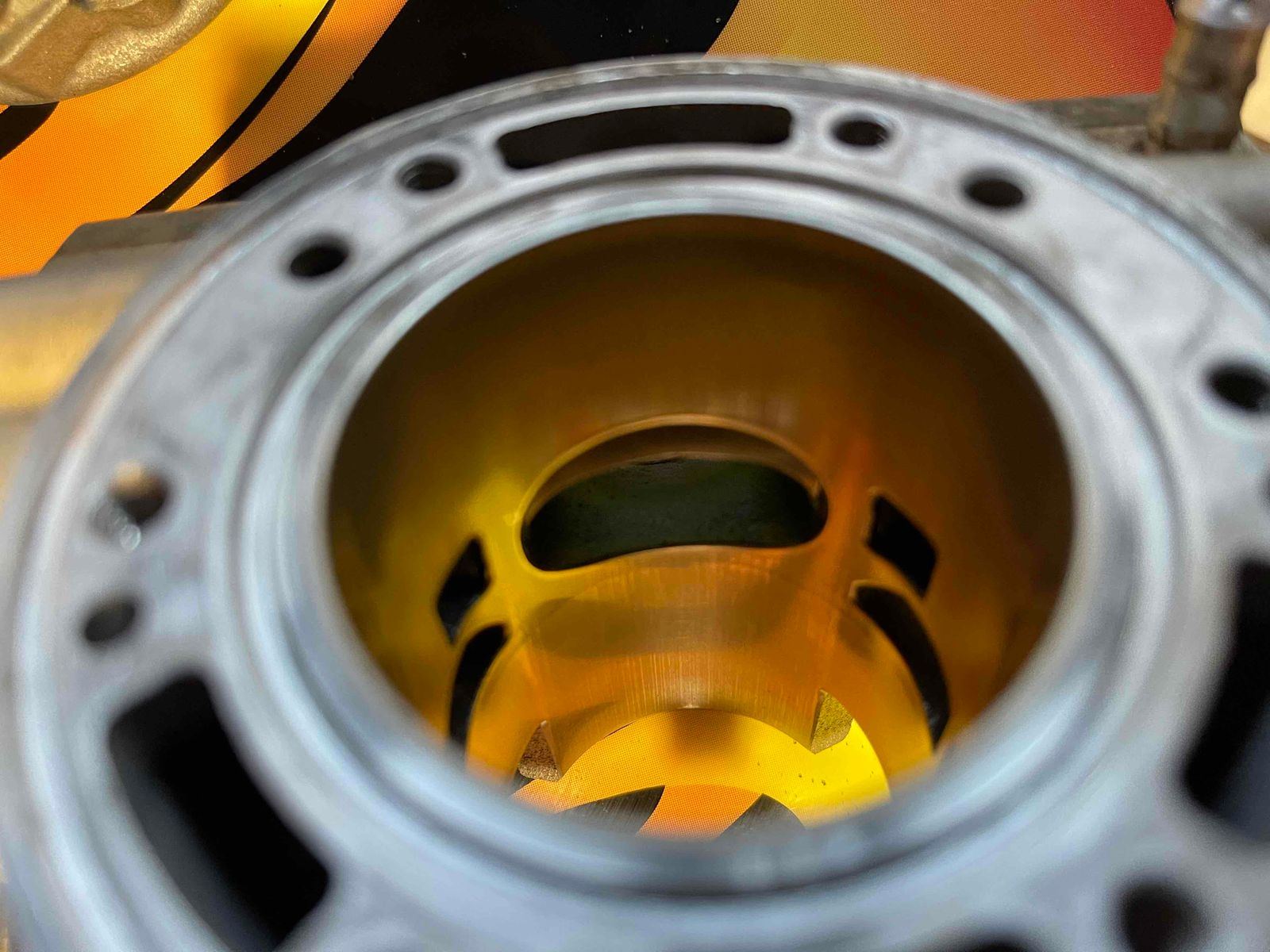 Husky/KTM Cylinder 85cc, Head, Insert, Cdi, Powervalve, Linkage