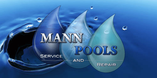 Mann Pools logo