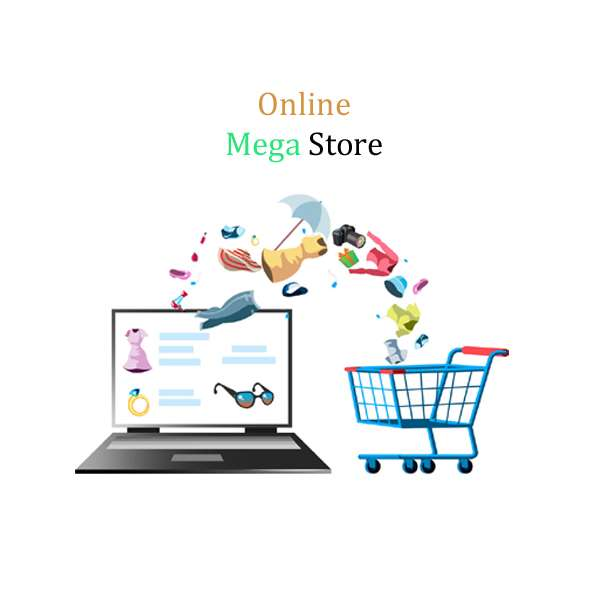 Online  Mega Store
