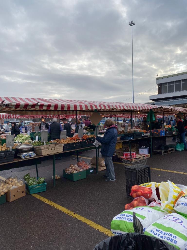 Bristol Sunday Market