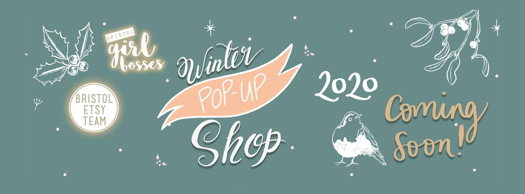 Winter Pop-up Shop 2020