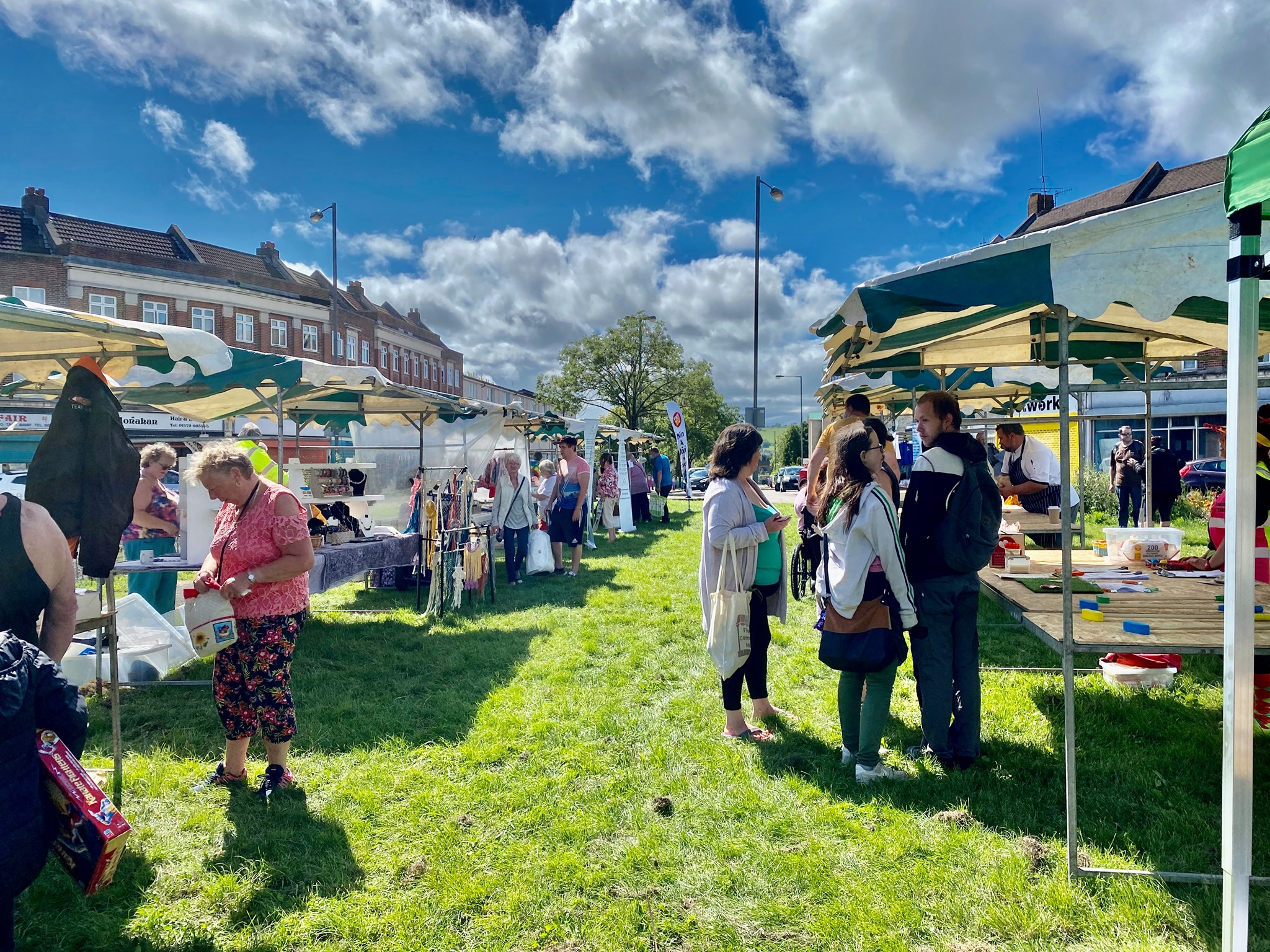 Filwood Community Market