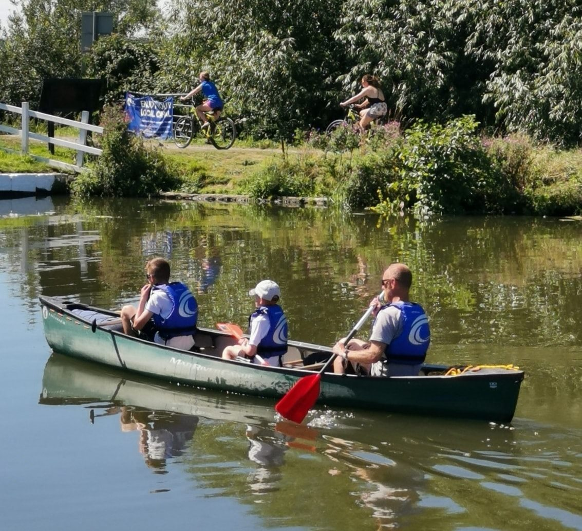 Adventure Canoe Hire Slimbridge