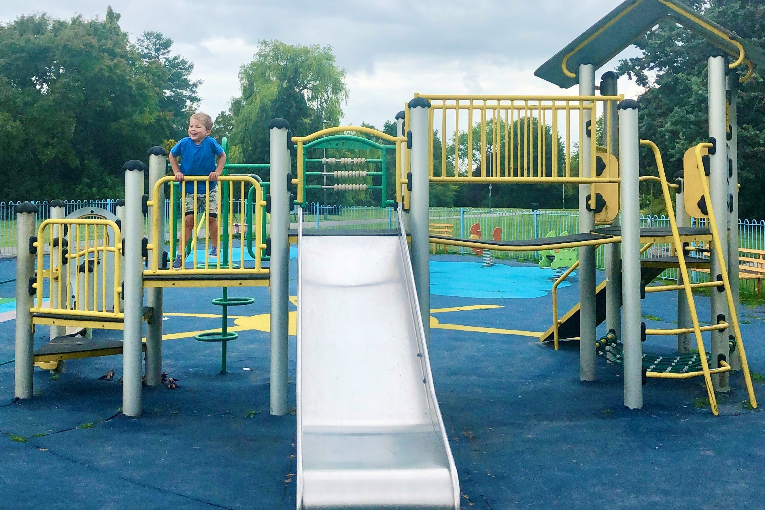 Hester's Way Play Area